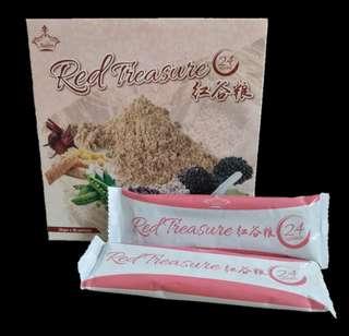 red treasure  2box sgd60