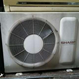 SHARP声宝二匹分体冷氣機