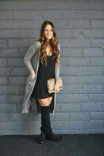 Dress and Blazer Set