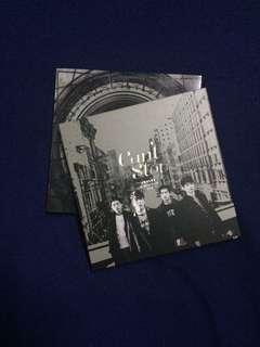CNBLUE 5th Mini Album - Can't Stop (ver 2)
