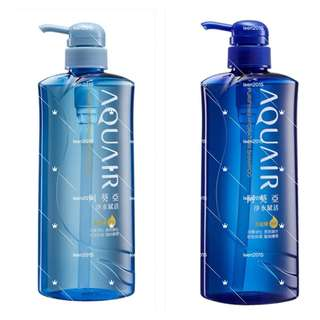Aquair Shampoo by Shiseido (Only in Taiwan)
