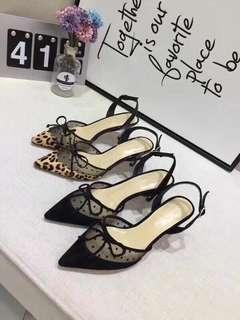 Dior Sling Heels