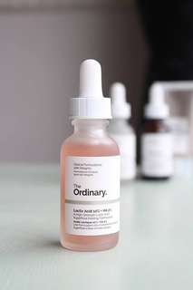 The Ordinary - Lactic Acid 10%