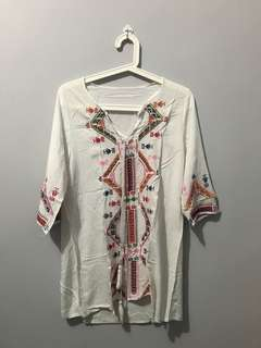 Boho Shirt (Used Once)