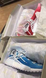 Human race China exclusive Blue US10.5