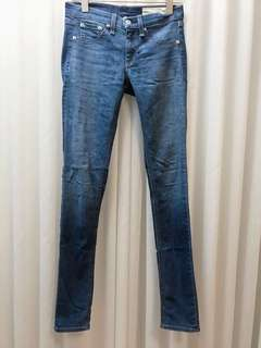 RAG & BONE Brand New Skinny Light Jeans