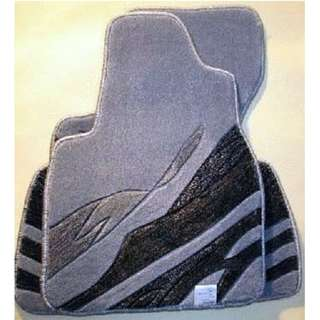 Mercedes-Benz ML (W163) car mats.