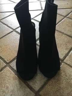 Aldo sock fit heels