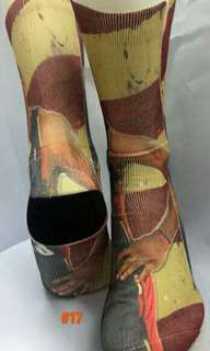 Bask3tball Socks