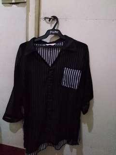 XXL blouse