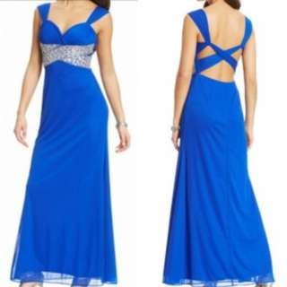 BNWT Gown - Hailey Logan by Adrianna Papell Gown