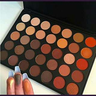 MORPHE Colors Nature Eyeshadow Palette