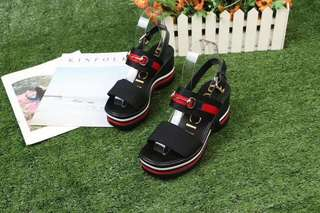 Gucci Elevated Sandals