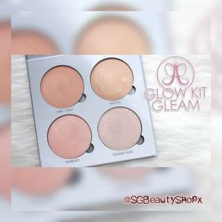 💄💌 FREE Normal Mail † ANASTASIA BEVERLY HILLS † Gleam Glow Kit Highlighter