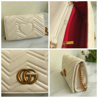 Chanel Small wallet 625#1   bahan kulit Asli Lambskin,  Kwalitas  SuperMirror,   w15xh8.5cm  Berat 200gr  H 500rb