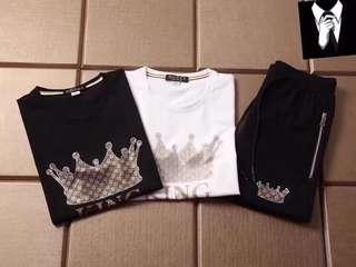 Gucci Shirt and Pants Set
