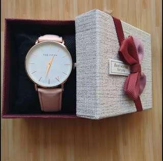 Jam tangan Quartz wanita/pria