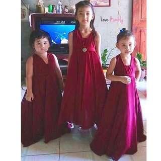 INFINITY KIDS DRESS 4 to 12 YRS OLD
