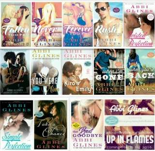 (Ebook Collection) Abbi Glines