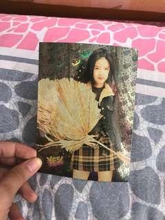 Yes Card 鐳射 (周慧敏 & 楊采妮)