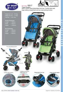 My Dear 18017 Travel System Stroller