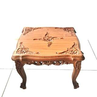 Meja Kayu Jati - Teakwood Coffee Table