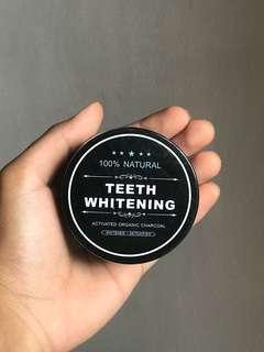 ***SALE*** Charcoal Teeth Whitening