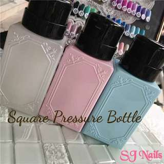 Square Pressure Bottle