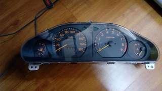 Toyota blacktop ae111 meter