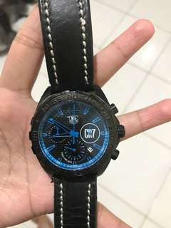 TAG HEUER EDISI CR7 no box