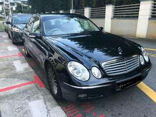 Mercedes E200K Ready KL