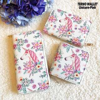 Unicorn Wallet set