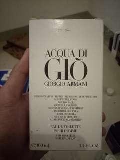Acqua di Gio original Reject