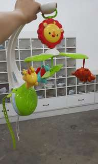 As is where is crib toy for babies