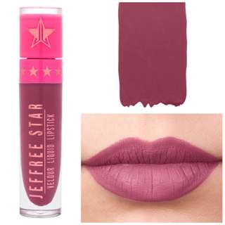BN JEFFREE STAR DOLL PARTS VELOUR LIQUID LIPSTICK