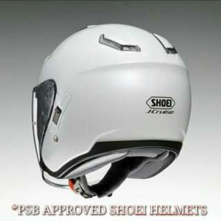 Shoei helmet PSB APPROVED