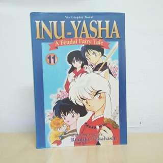 Comic in English: INU-YASHA VOL. 11
