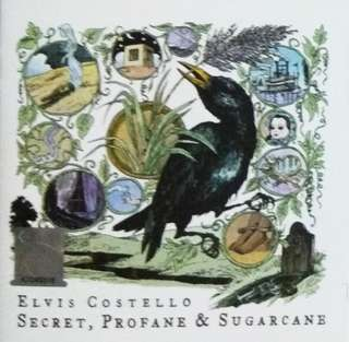 arthcd ELVIS COSTELLO Secret, Profane & Sugarcane CD
