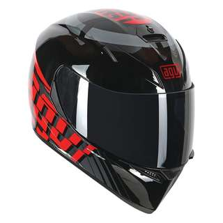 AGV K-3 K3 SV Myth SIZE MEDIUM SMALL ONLY Adult Full Face Helmet Motorcycle Motorbike Helmet