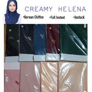INSTOCK CREAMY HELENA