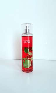 Bath & body works contry apple