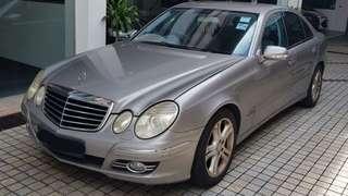 mercedes  E200 advargarde W211 2008 RM11,900