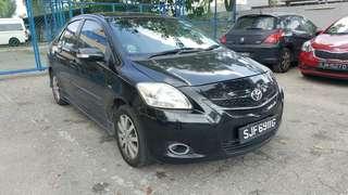 Toyota Vios SG