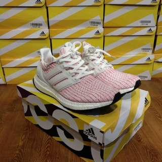 (Best Seller) Adidas Ultra Boost 4.0 Candy Cane