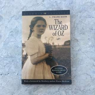 The Wizard of Oz by L Frank Baum