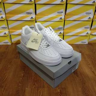 (Best Seller) Nike Air Force 1 Low All White