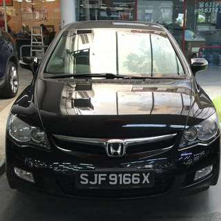 HONDA FD 1.8  RM5800 OFFER TIP TOP CONDITION 2008