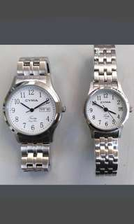 Export Japan CYMA Watch special offer 75% off HKD1.980.00/pair