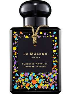 jo malone poptastic tuberose angelica limited edition 50 ml original