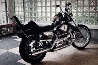 Harley Davidson XLH (coe: 2026)